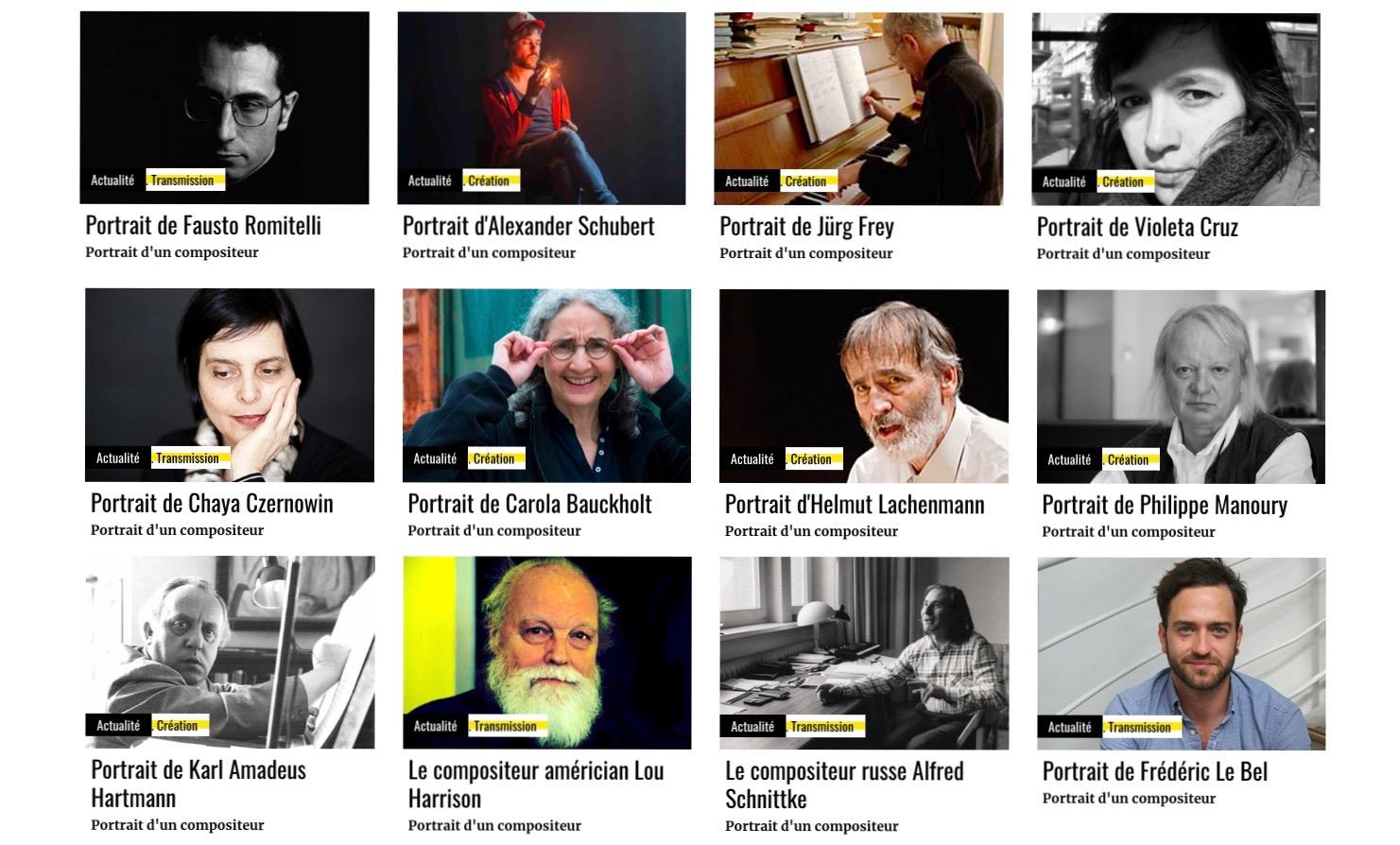 [Base de données] Base des compositeurs – Brahms