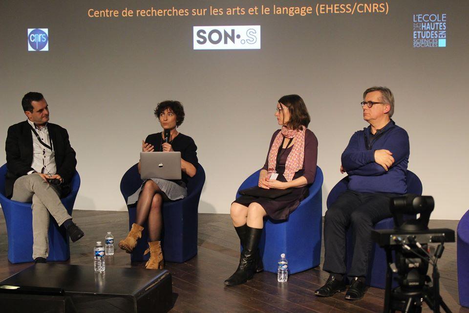 Vidéo/Podcast : SON:S au Salon des écritures alternatives en sciences sociales
